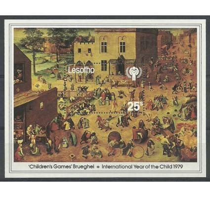 Znaczek Lesotho 1979 Mi bl 4 Czyste **