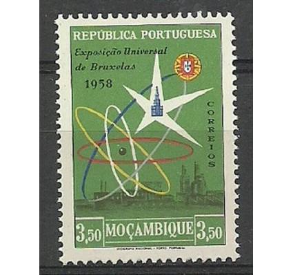 Znaczek Mozambik 1958 Mi 456 Czyste **