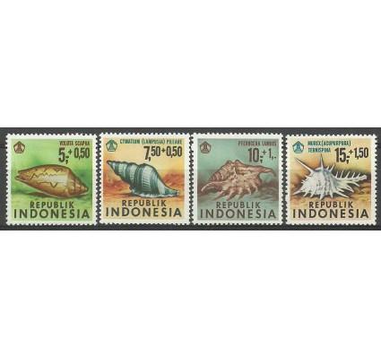 Znaczek Indonezja 1969 Mi 661-664 Czyste **