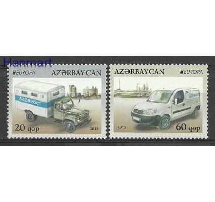 Znaczek Azerbejdżan 2013 Mi 973-974 Czyste **