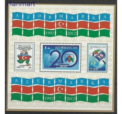 Znaczek Azerbejdżan 2012 Mi bl 115 Czyste **