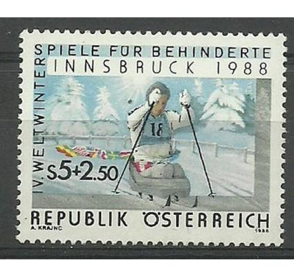 Znaczek Austria 1988 Mi 1910 Czyste **