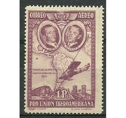 Znaczek Hiszpania 1930 Mi 560b Z podlepką *