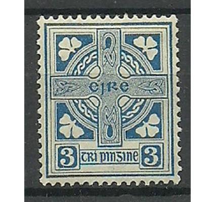 Znaczek Irlandia 1923 Mi 45A Z podlepką *