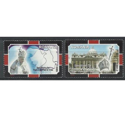 Znaczek Rumunia 2005 Mi 5926-5927x Czyste **