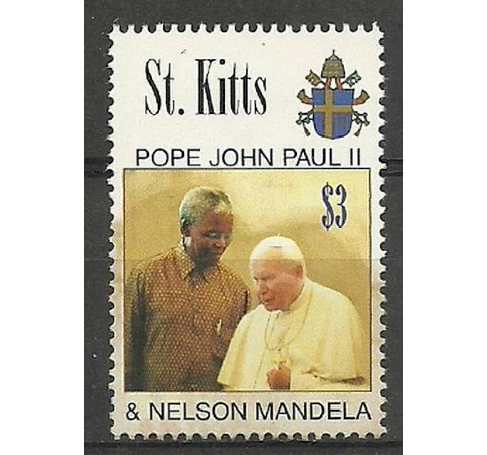 Saint Kitts 2005 Mi 884 Czyste **