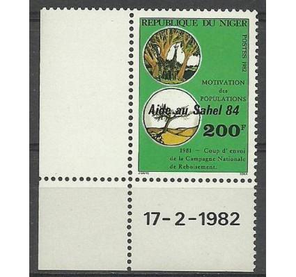 Znaczek Niger 1984 Mi 916 Czyste **