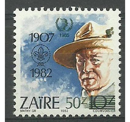 Znaczek Kongo Kinszasa / Zair 1985 Mi 922 Czyste **