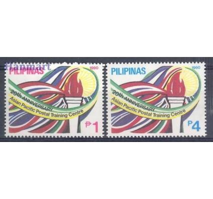 Znaczek Filipiny 1990 Mi 1985-1986 Czyste **