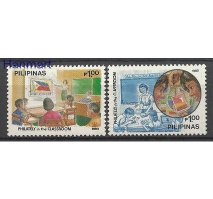 Znaczek Filipiny 1989 Mi 1966-1967 Czyste **