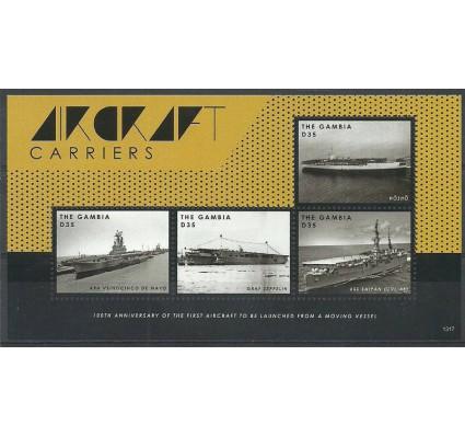 Znaczek Gambia 2013 Mi ark 6770-6773 Czyste **