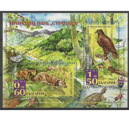 Znaczek Bułgaria 2008 Mi bl 303 Czyste **