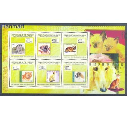 Znaczek Gwinea 2009 Mi 7051-7056 Czyste **