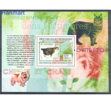 Znaczek Gwinea 2009 Mi bl 1769 Czyste **