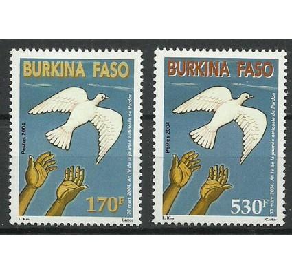 Znaczek Burkina Faso 2004 Mi 1869-1870 Czyste **