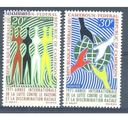 Znaczek Kamerun 1971 Mi 648-649 Czyste **