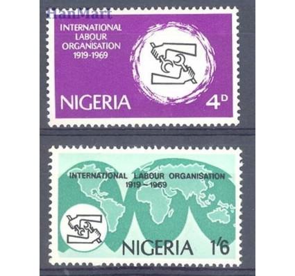 Znaczek Nigeria 1969 Mi 224-225 Czyste **