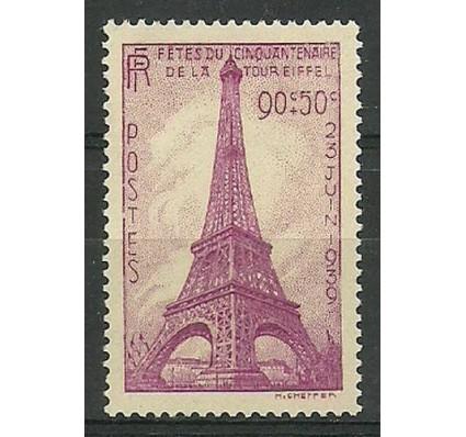 Znaczek Francja 1939 Mi 448 Czyste **