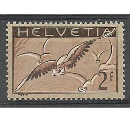 Znaczek Szwajcaria 1930 Mi 245 Z podlepką *