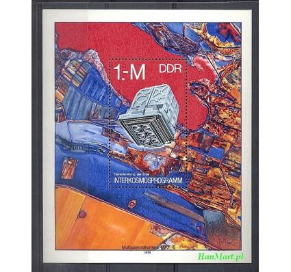 NRD / DDR 1978 Mi bl 52 Czyste **