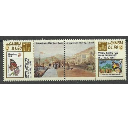 Znaczek Gambia 1994 Mi 1810-1811 Czyste **