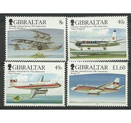 Znaczek Gibraltar 2006 Mi 1177-1180 Czyste **
