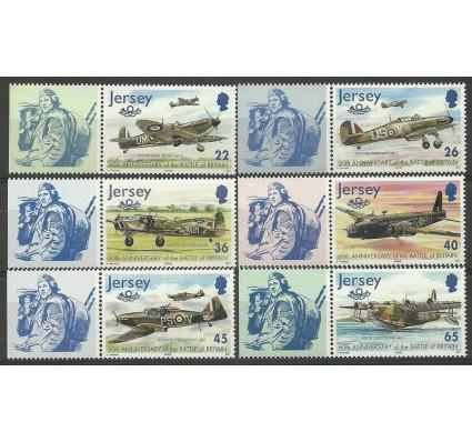 Znaczek Jersey 2000 Mi 951-956 Czyste **