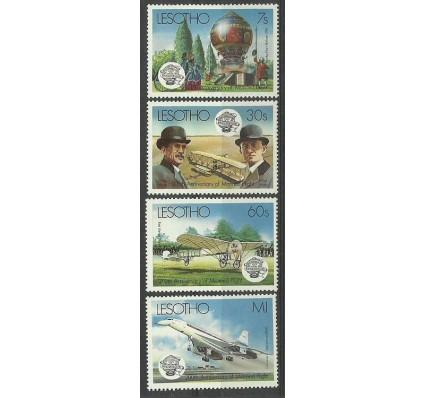 Znaczek Lesotho 1983 Mi 424-427 Czyste **
