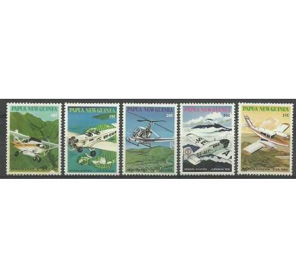 Znaczek Papua Nowa Gwinea 1981 Mi 413-417 Czyste **