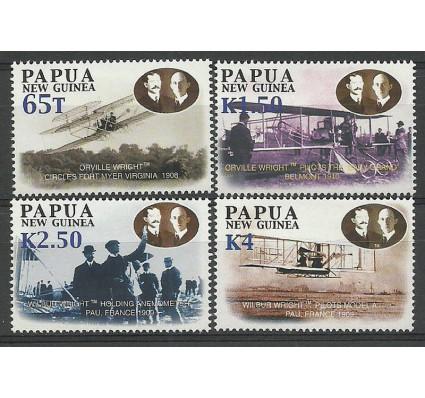 Znaczek Papua Nowa Gwinea 2003 Mi 1008-1011 Czyste **