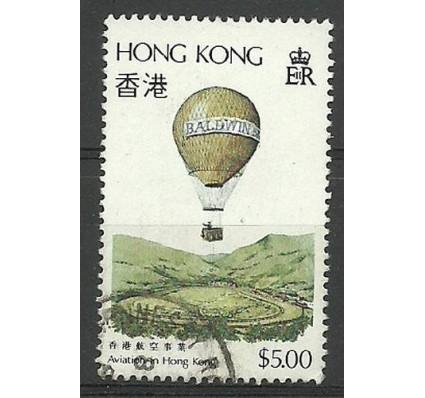 Znaczek Hong Kong 1984 Mi 426 Stemplowane