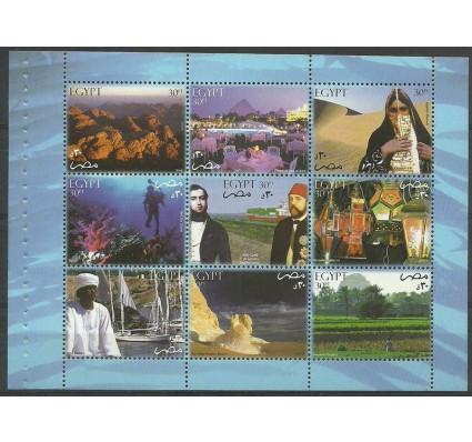 Znaczek Egipt 2004 Mi h-blatt2160-2168 Czyste **