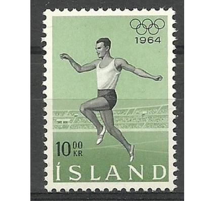 Znaczek Islandia 1964 Mi 387 Czyste **