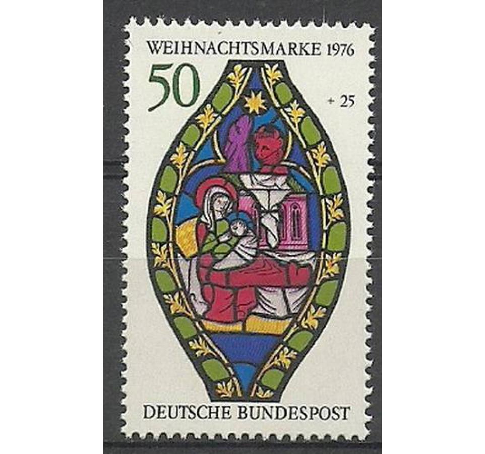 Niemcy 1976 Mi 912 Czyste **