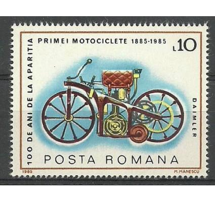 Znaczek Rumunia 1985 Mi 4171 Czyste **