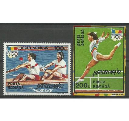 Znaczek Rumunia 1992 Mi 4811-4812 Czyste **