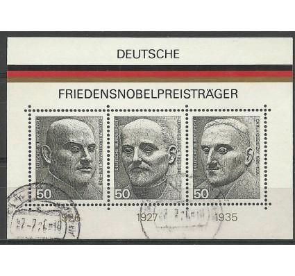 Znaczek Niemcy 1975 Mi bl 11 Stemplowane