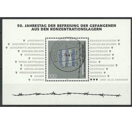 Znaczek Niemcy 1995 Mi bl 32 Stemplowane