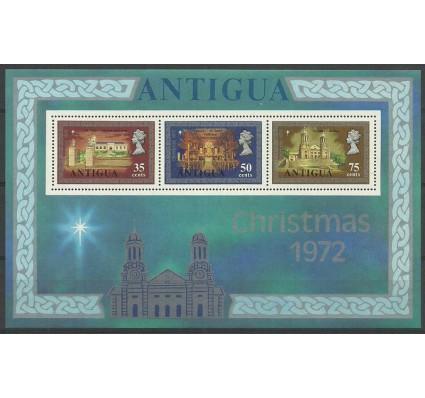 Znaczek Antigua i Barbuda 1972 Mi bl 4 Czyste **