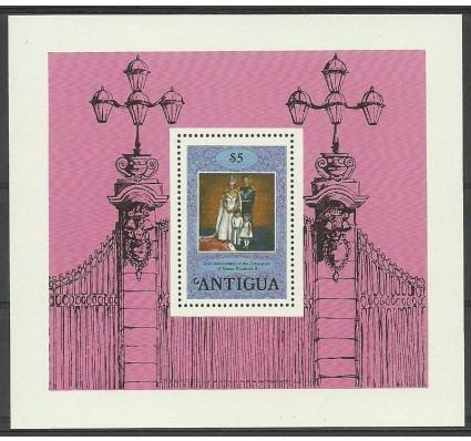 Znaczek Antigua i Barbuda 1978 Mi bl 36 Czyste **