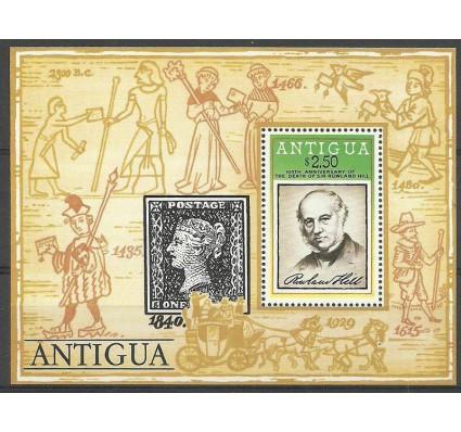 Znaczek Antigua i Barbuda 1979 Mi bl 40 Czyste **