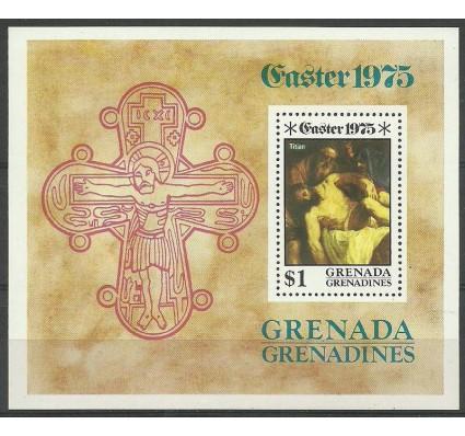 Znaczek Grenada i Grenadyny 1975 Mi bl 8 Czyste **