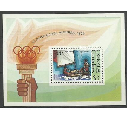 Znaczek Grenada i Grenadyny 1976 Mi bl 23 Czyste **