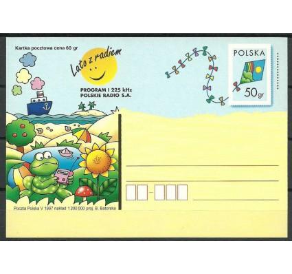 Znaczek Polska 1997 Fi 1149 Całostka pocztowa