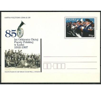 Znaczek Polska 1997 Fi 1154 Całostka pocztowa