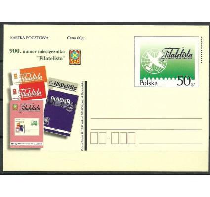 Znaczek Polska 1997 Fi 1157 Całostka pocztowa
