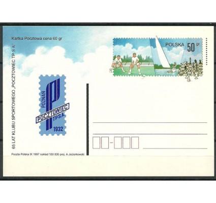 Znaczek Polska 1997 Fi 1161 Całostka pocztowa