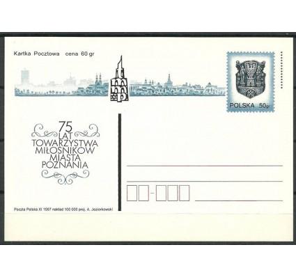 Znaczek Polska 1997 Fi 1163 Całostka pocztowa