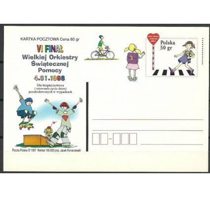 Znaczek Polska 1997 Fi 1164 Całostka pocztowa