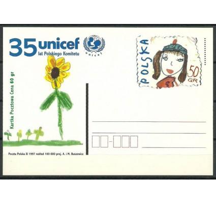 Znaczek Polska 1997 Fi 1165 Całostka pocztowa